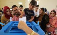 伊拉克库区开始独立公投
