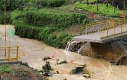 贵州雷山县遭受大暴雨袭击