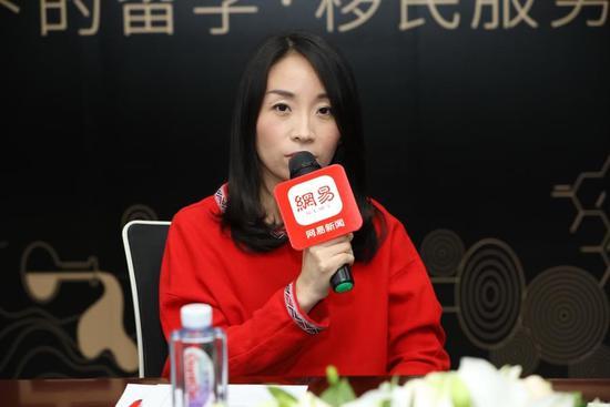 境华移民总经理李慧女士
