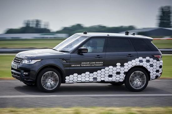 高度自动驾驶 路虎发布揽胜运动版新车型