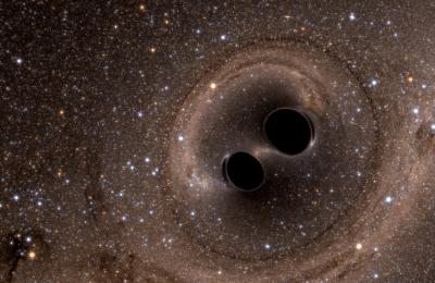 """科学家宣布人类首次""""看到""""引力波事件"""