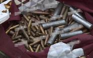 泰州集中销毁一批废旧炮弹子弹