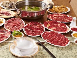 汕头特色美食店之 八合里海记  牛肉火锅里出豪杰