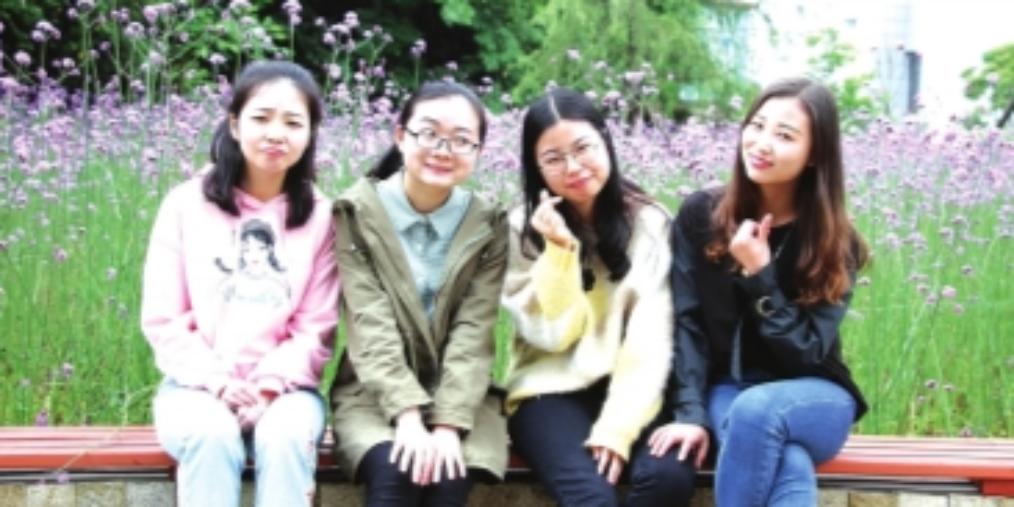 师大学霸寝室 四个女生集体考研成功