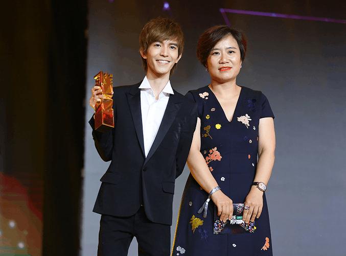 郭敬明获得年度跨界实力导演