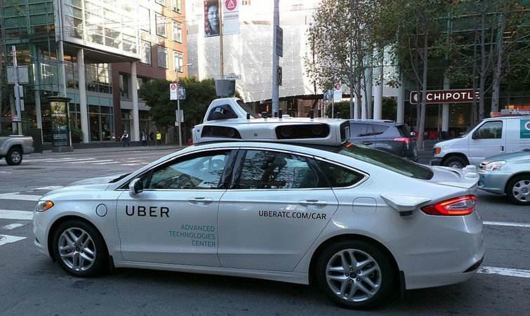 Uber停止亚利桑那州自动驾驶测试 转向匹兹堡等地