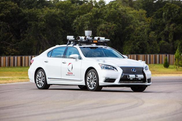 丰田将在加州测试自动驾驶 建立危险驾驶场景
