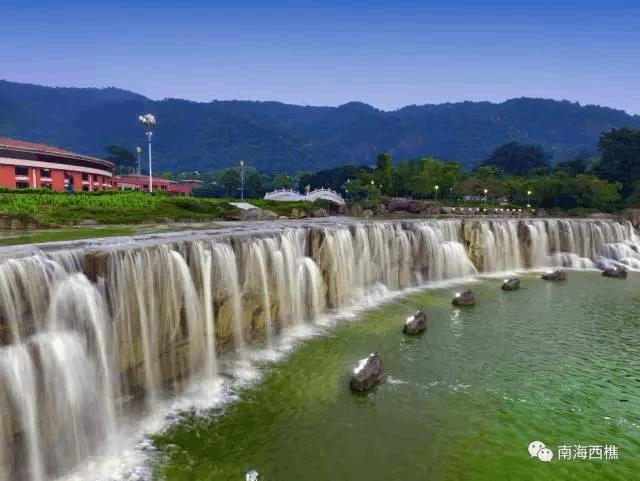"""就缺你一票!支持西樵听音湖公园片区成为""""中国都市景观"""