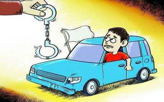 通山一男子无证无牌轿车 强行冲卡被行政拘留