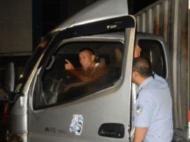 """东莞交警再次夜抓""""醉驾猫"""" 52人因涉酒驾驶被查"""