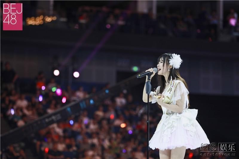 段艺璇人气猛增  BEJ48或成SNH48最大竞争者