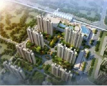 中建锦绣城A、D地块规划方案出炉 总建面达47.7万