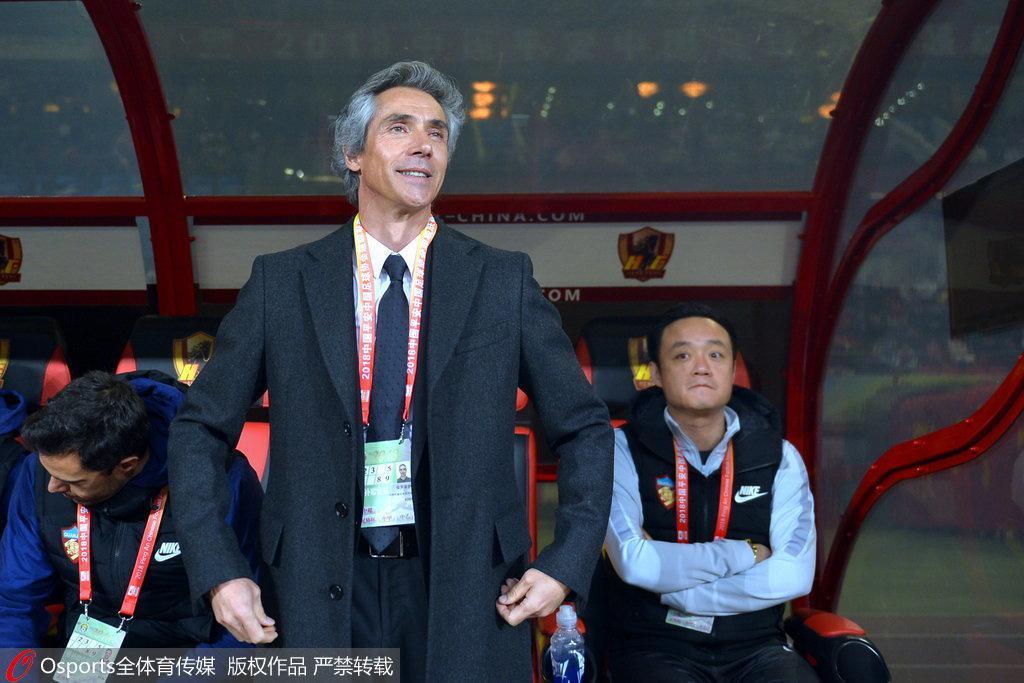 索萨:去年升超今年亚冠球队确实很难 满意今天比分
