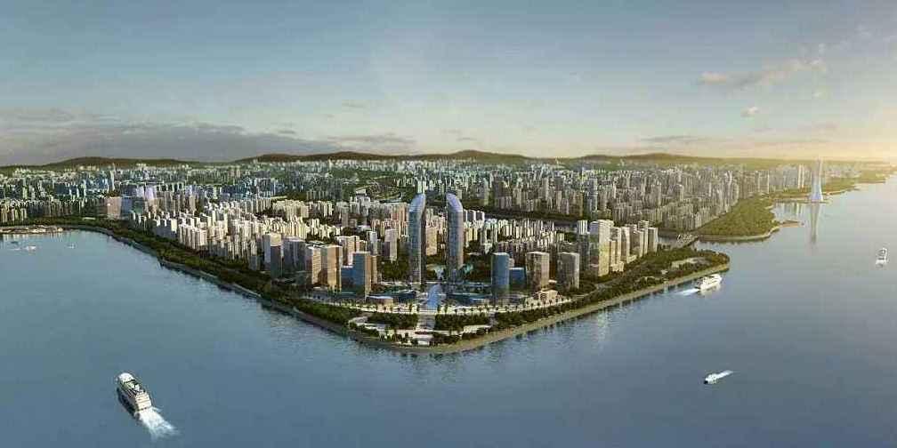 龙光5.53亿拿下东海岸新城地块