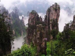 外国人最喜欢的中国旅游胜地 当然少不了湖南这里