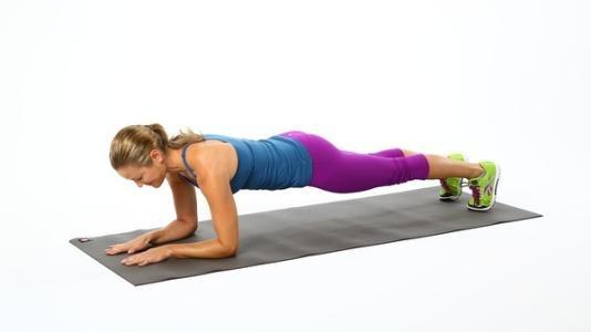 太胖别做八项运动:平板支撑伤腰椎 跑步跳绳损膝盖