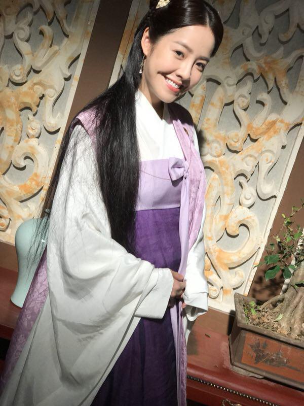 酒窝女神周俐葳 搭档杨幂出演《扶摇》
