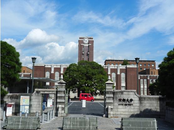 京都大学:最初我只是对日语感兴趣