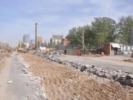 太原贾家庄东路和上庄北街等三条道路将改造
