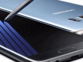 三星Galaxy Note 8或8月发布 采用曲面屏
