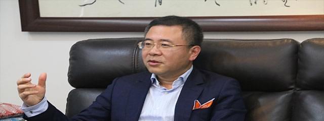 主编会客厅对话吴中地产集团总裁