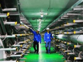 太原首条城市地下综合管廊年底建成