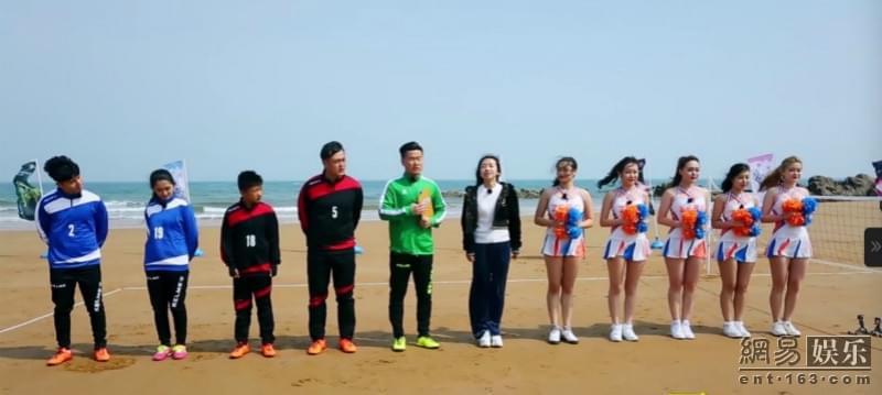 中场工兵来袭 《一起足球吧》带你玩转沙滩足球