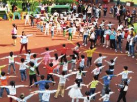 """远安县商业幼儿园开展""""家长开放日""""活动"""