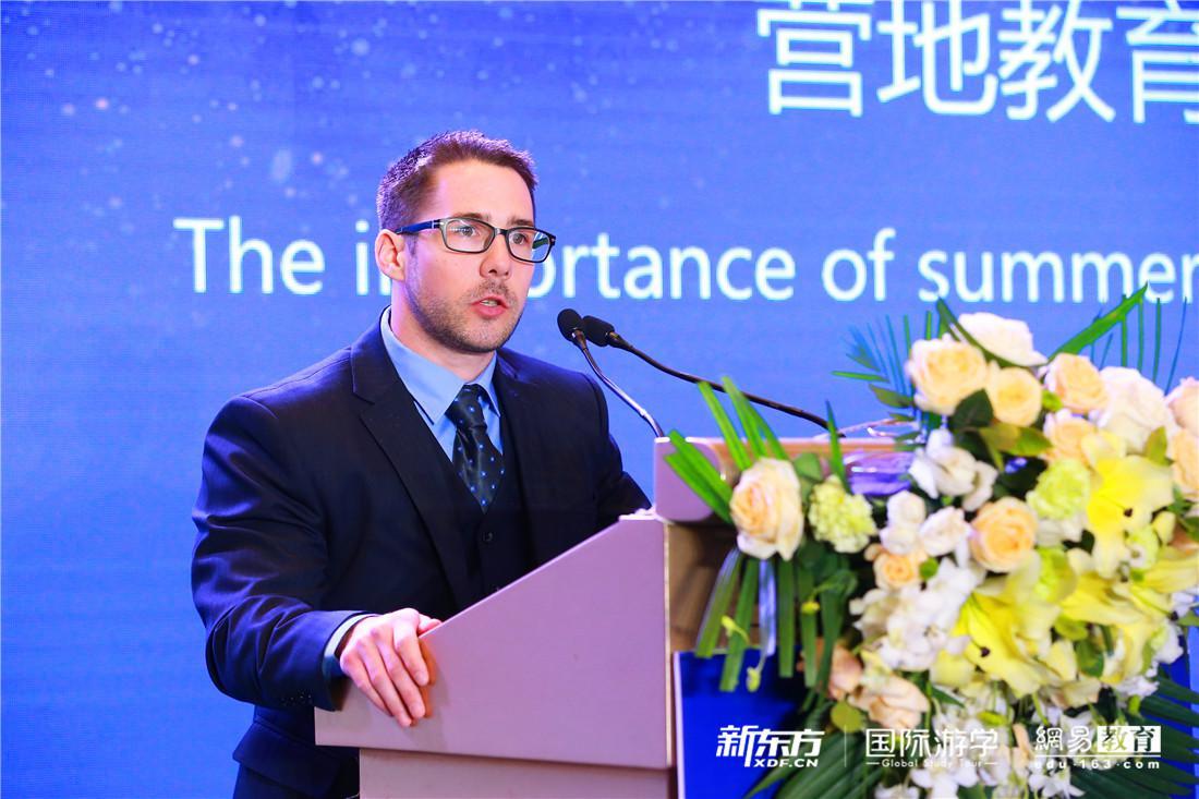 英属哥伦比亚大学学者、瑞士高端私立营地专家Alexandre Ivy