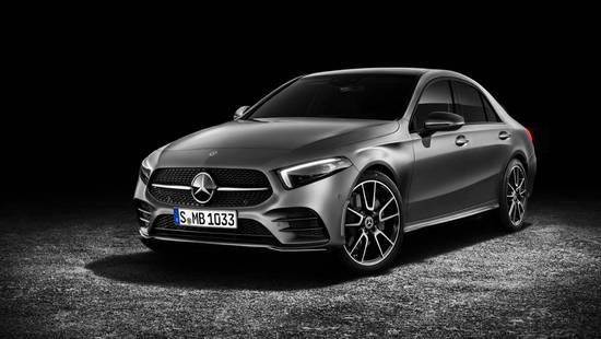 最便宜的奔驰三厢车 全新A级Sedan月底发布