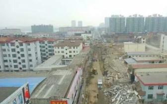 因襄垣府前路进行扩宽改造 3路免费公交路线变更