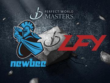 DOTA2完美大师赛 中国战队Newbee LFY受邀