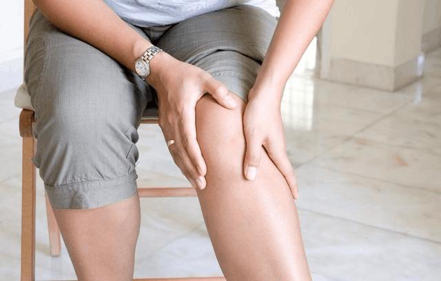 一个动作两个信号提前发现膝关节退化