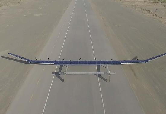 """临近空间太阳能无人机:飞翔在""""第三极""""的精灵"""
