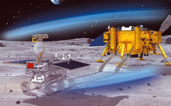 """""""嫦娥四号""""下半年奔月 将实现首次着陆月球背面"""