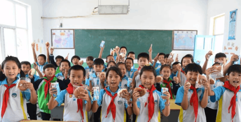 邢台广宗:营养改善计划全覆盖 免费营养餐来啦!