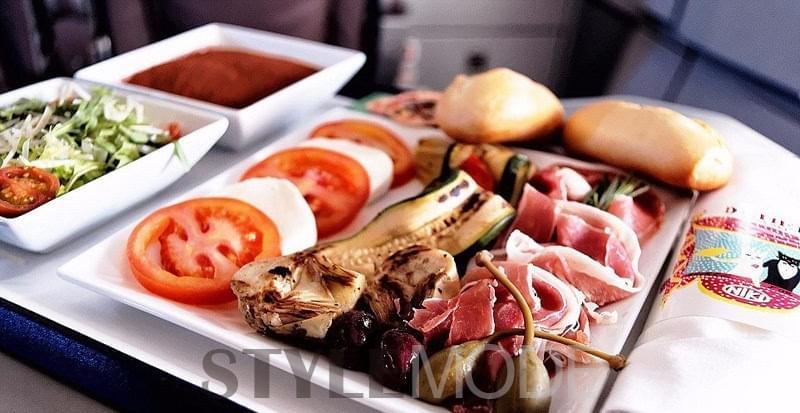 澳洲飞行员排名飞机餐