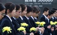 各界悼念南京大屠杀遇难者