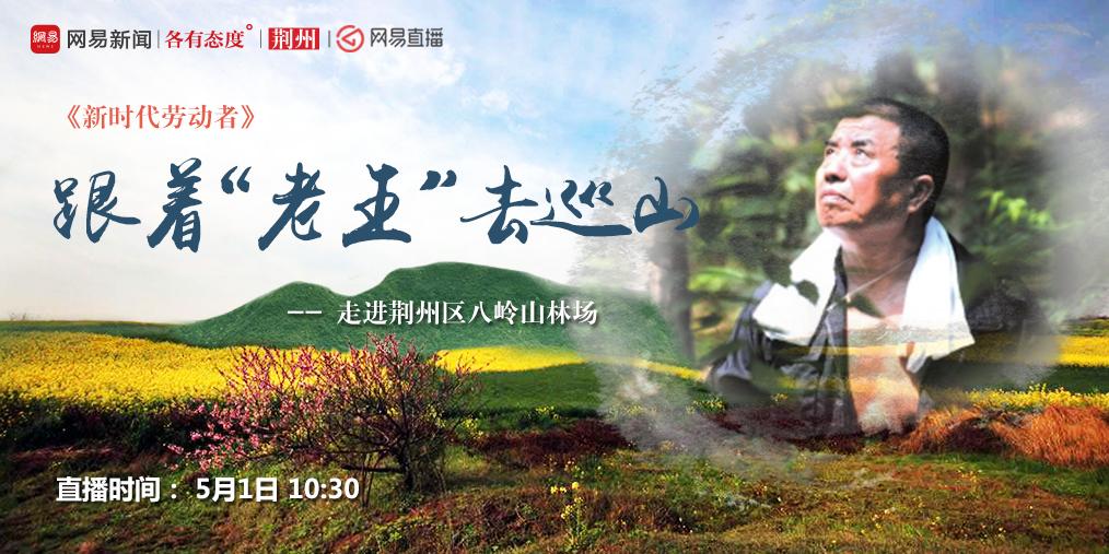 """跟着""""老王""""去巡山--走进荆州八岭山林场"""