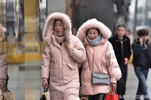 湖北多地飘雨夹雪了 武汉未来三天冷上加冷 今冬初雪几时到?