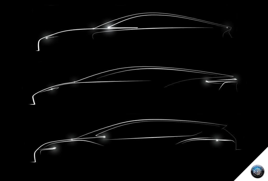 底特律电气获中企18亿美元投资 拟发布3款电动车