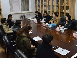 运城市多部门监察组在市科协调研指导