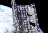 """美公司打造""""膜飞船"""":可包裹太空垃圾拖入大气层"""