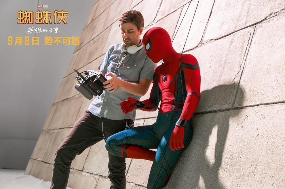《蜘蛛侠》曝IMAX特别版海报及最新正片片段