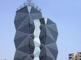 成都的奇葩建筑 竟然个个都像超级美食!