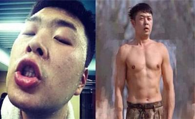杜海涛又去减肥了,他都有了肌肉你还好意思
