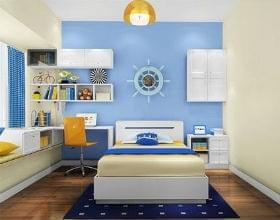 儿童房怎么设计