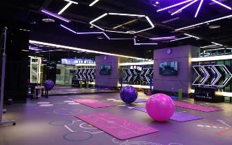 这不是健身房 这是训练场 大都会东方广场CorFIT跨界综