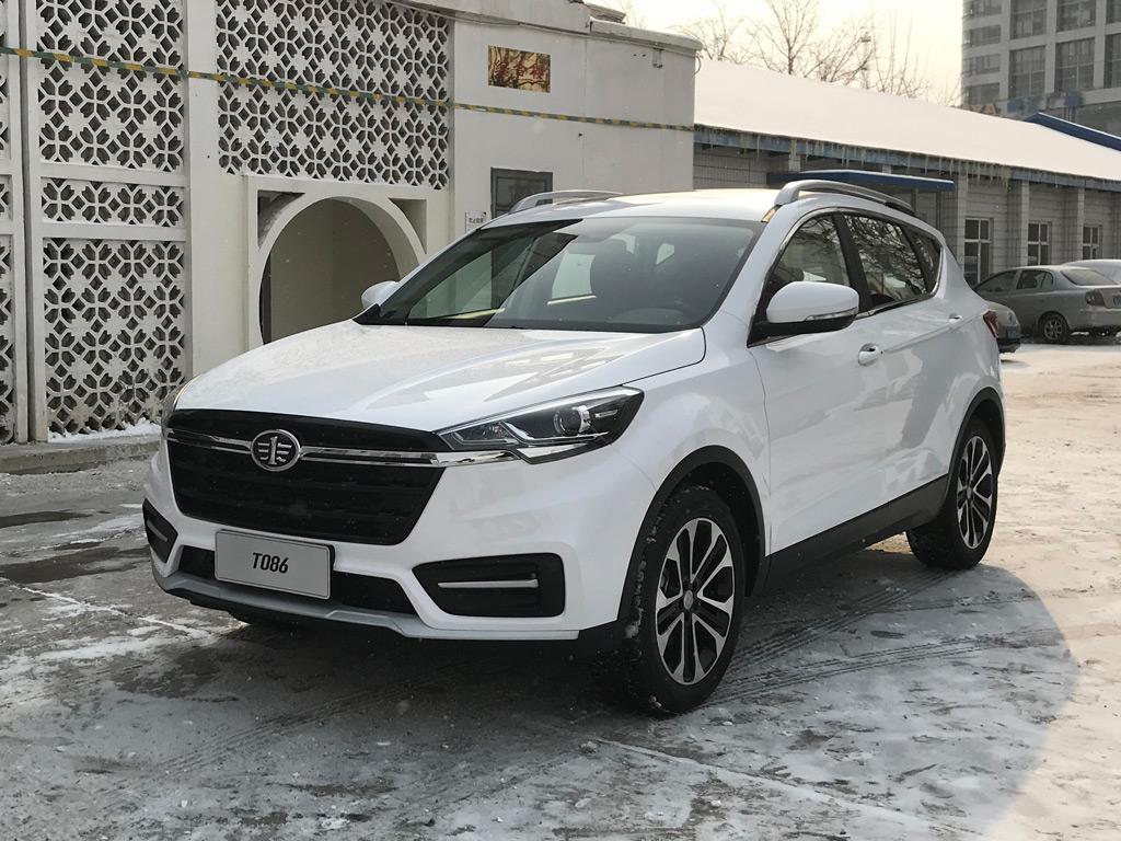 三季度上市/紧凑级SUV骏派T086正式发布