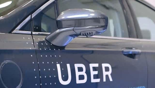 Uber CEO:不会放弃自动驾驶汽车项目